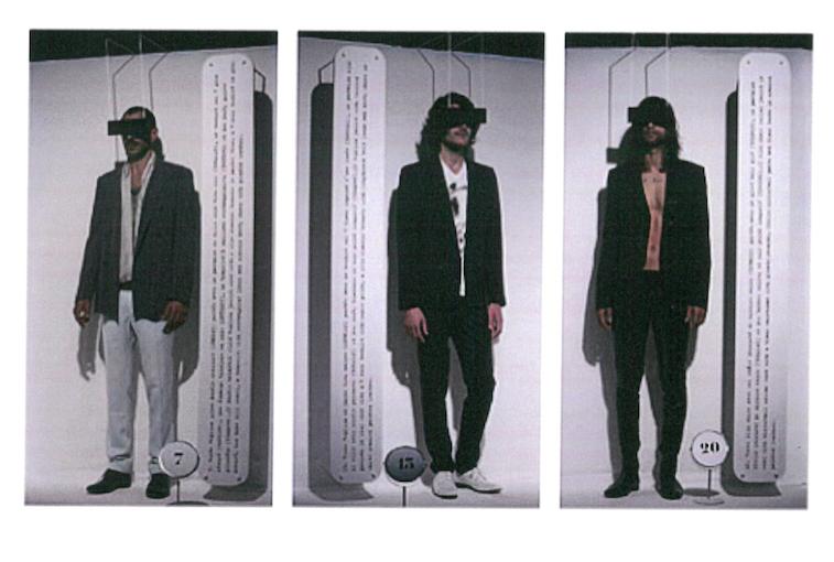 Maison Martin Margiela SS '09 Fashion Show. Image courtesy the author.