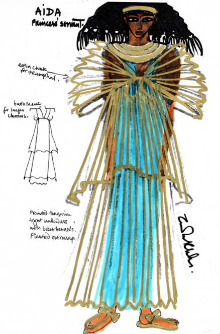 Copy of Aida, Princess' Servant