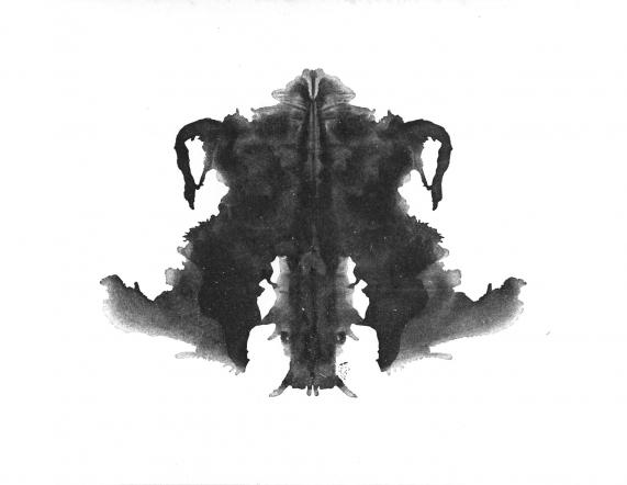 "rorschach research paper A doctor administers a rorschach test, circa 1950  you have 4 free articles  remaining  it is only toward the end of ""the inkblots"" that searls introduces  research showing that when it comes to predicting human behavior,."
