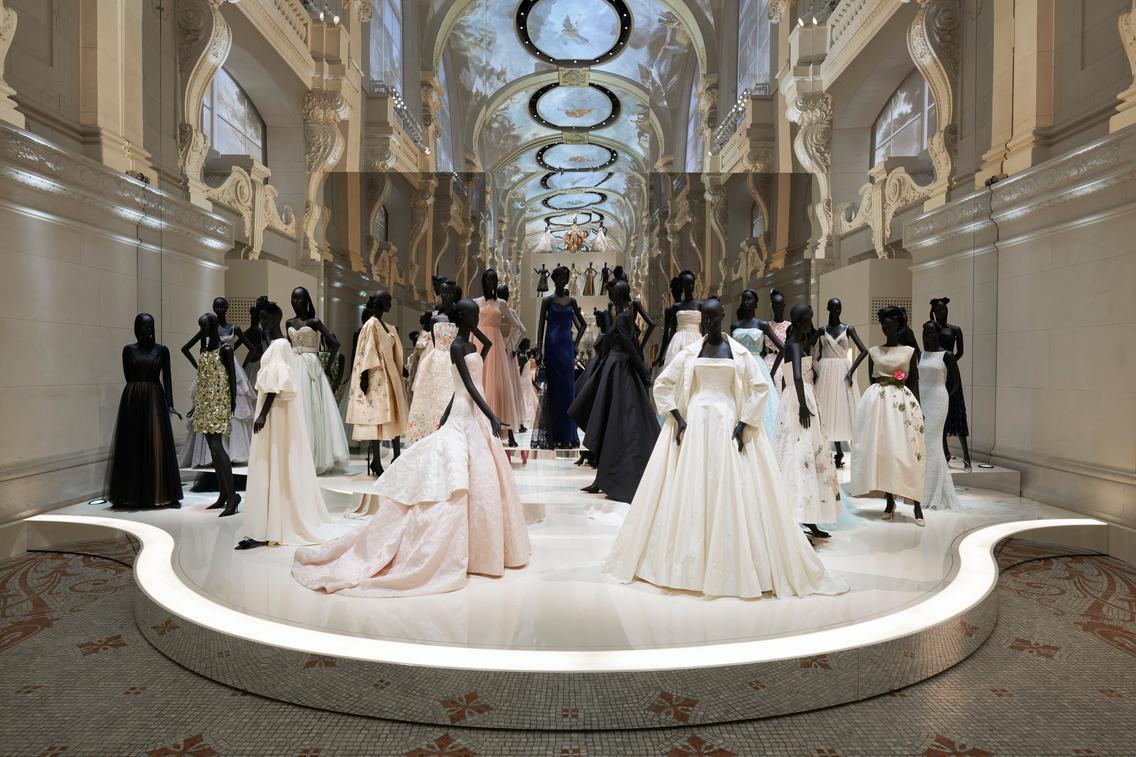 38c93aae9 Exhibition Review: Dior: Designer of Dreams — The Fashion Studies ...