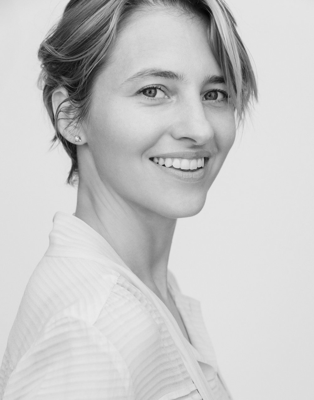 Sara Ziff. Photo by Kreg Holt.
