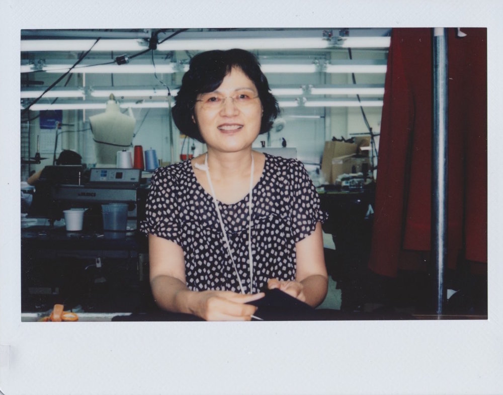 Photos taken in New York's Garment Center. Courtesy of the author.