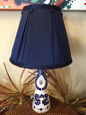 Tequila Lamp $75