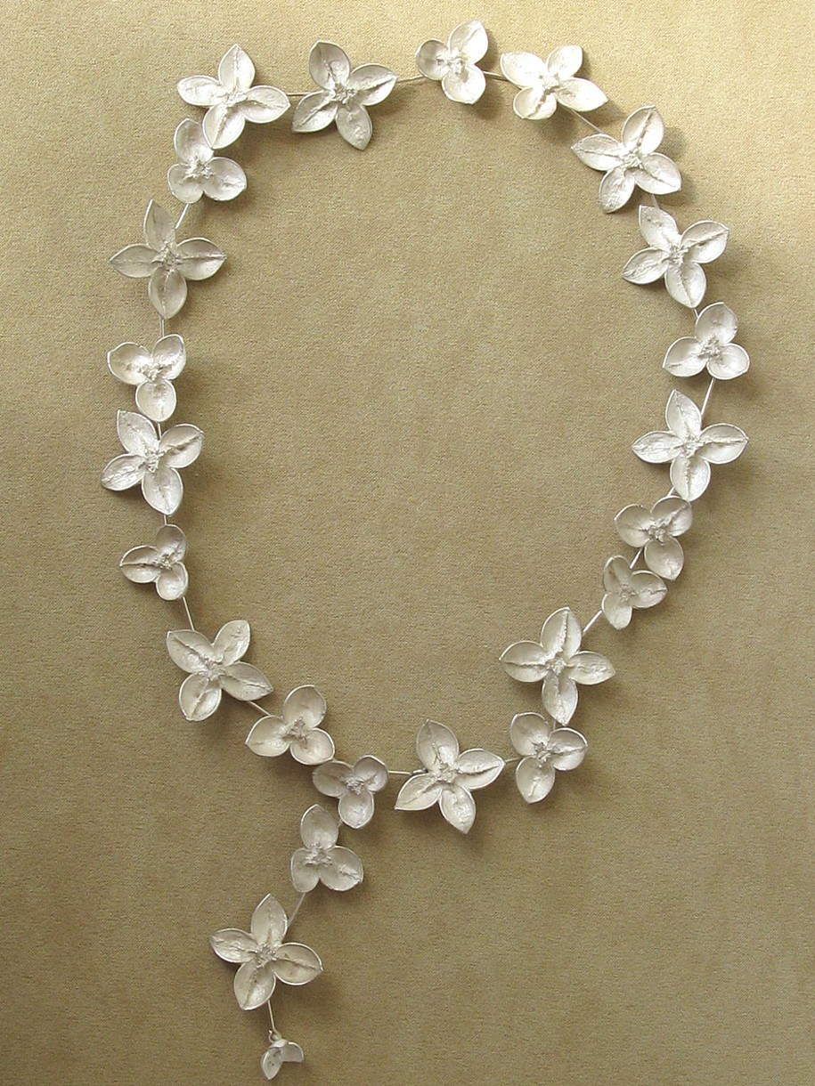 millefiore necklace