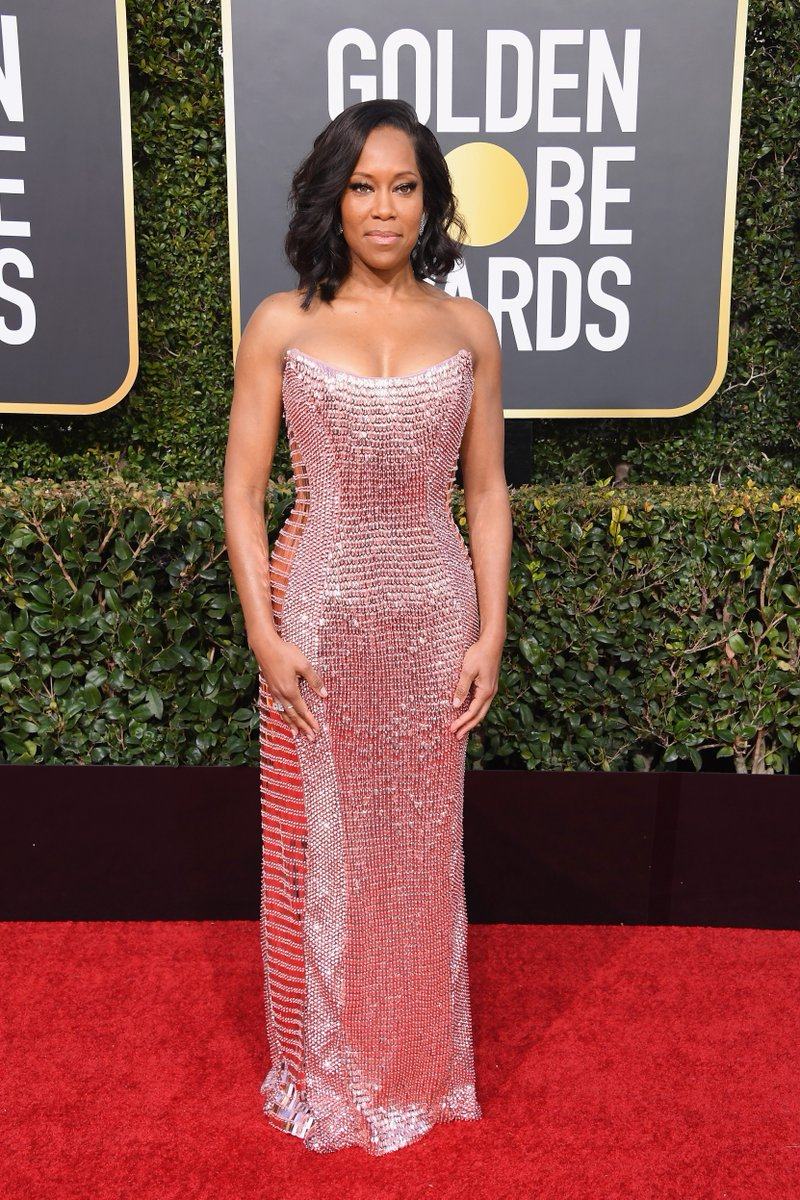 Regina King in Alberta Ferretti