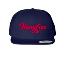 Want to represent your love of fizz?  Click here  for your own Benefizz hat!