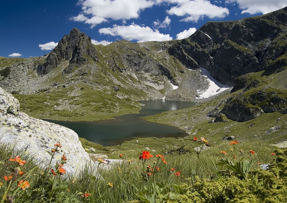 Parangalitza Biosphere Reserve<br>Bulgaria