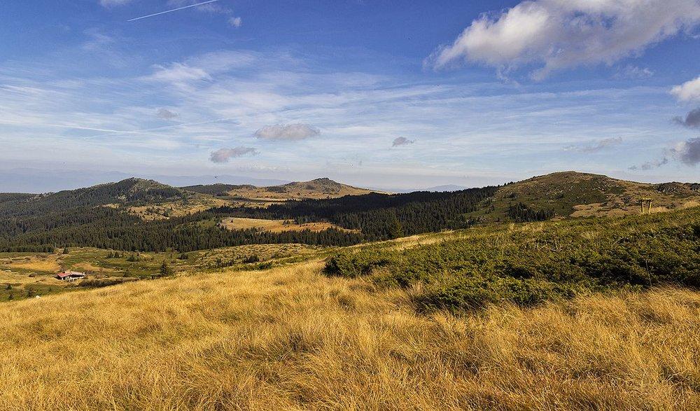 Bistrichko Branichté Biosphere Reserve<br>Bulgaria