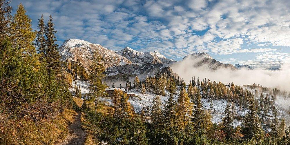 Berchtesgadener Land Biosphere Reserve<br>Germany