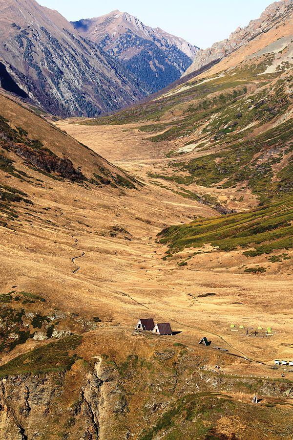 Kavkazskiy Biosphere Reserve<br>Russia