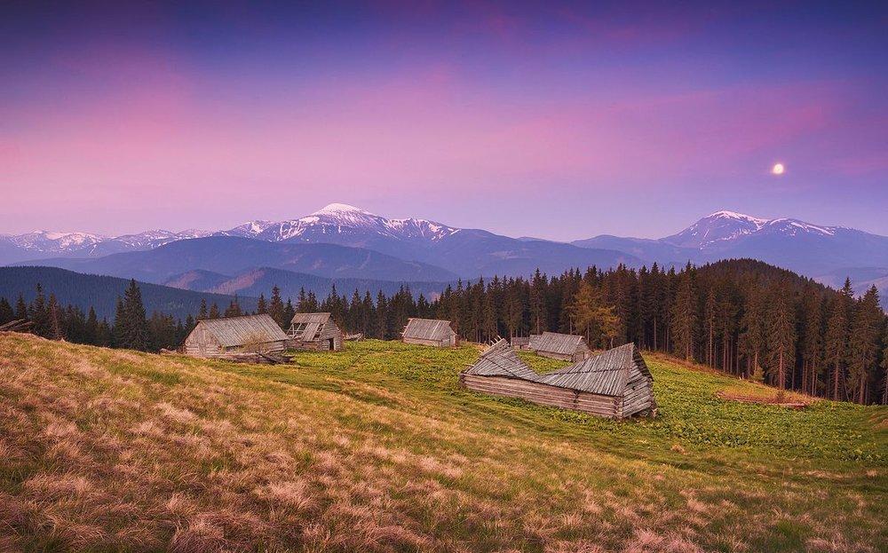 Carpathian Biosphere Reserve<br>Ukraine