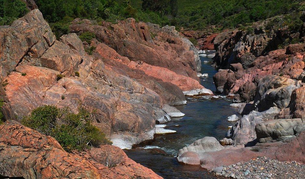 Vallée du Fango Biosphere Reserve<br>France