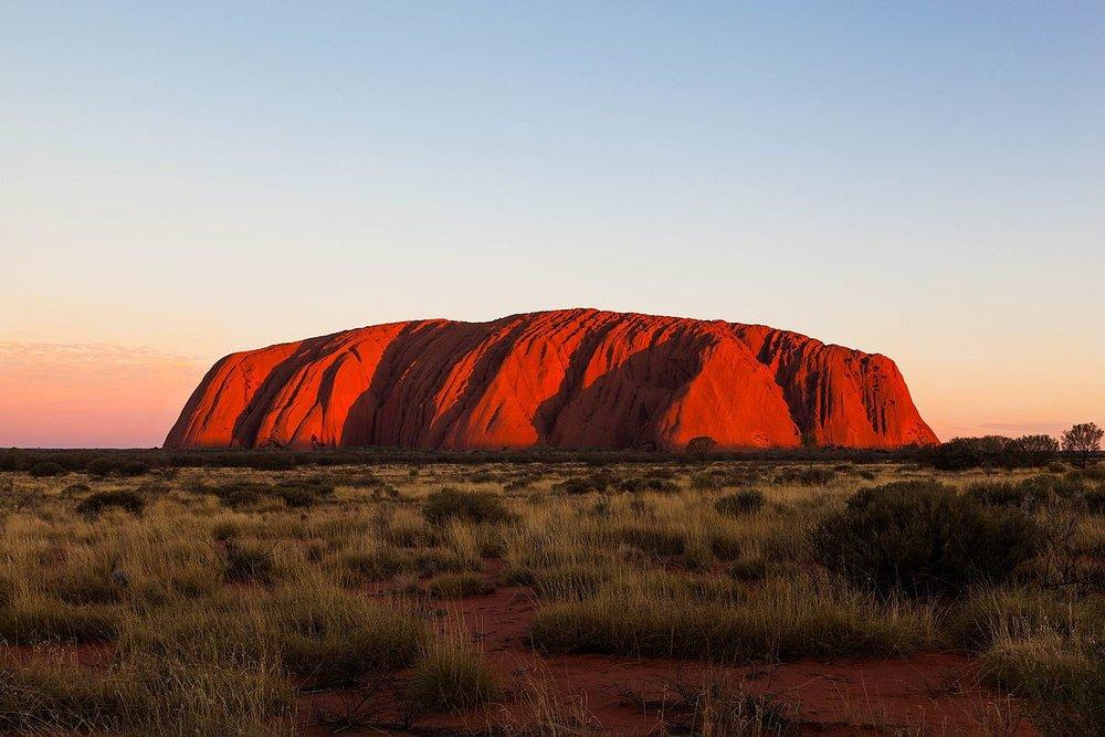 Uluru Biosphere Reserve<br>Australia