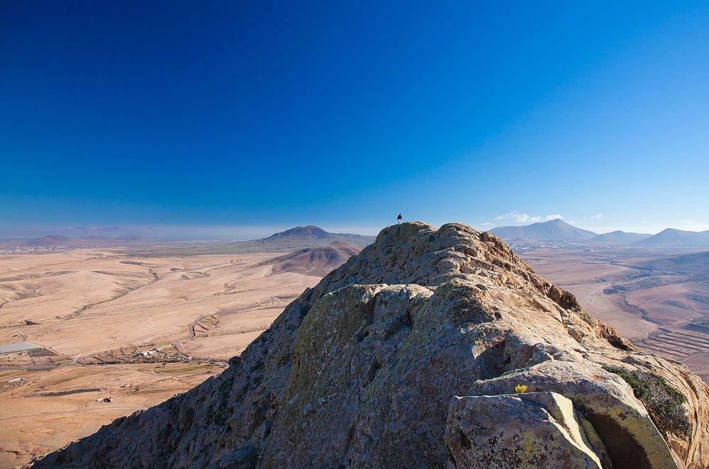 Fuerteventura Biosphere Reserve<br>Spain