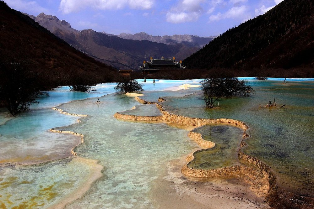 Huanglong Biosphere Reserve<br>China