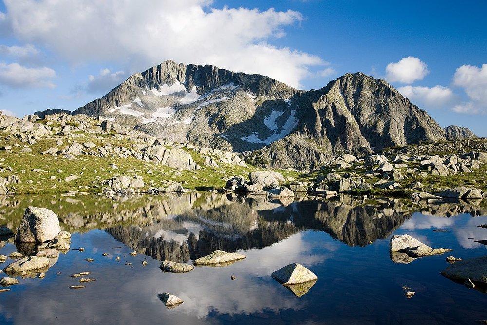 Doupki-Djindjiritza Biosphere Reserve<br>Bulgaria