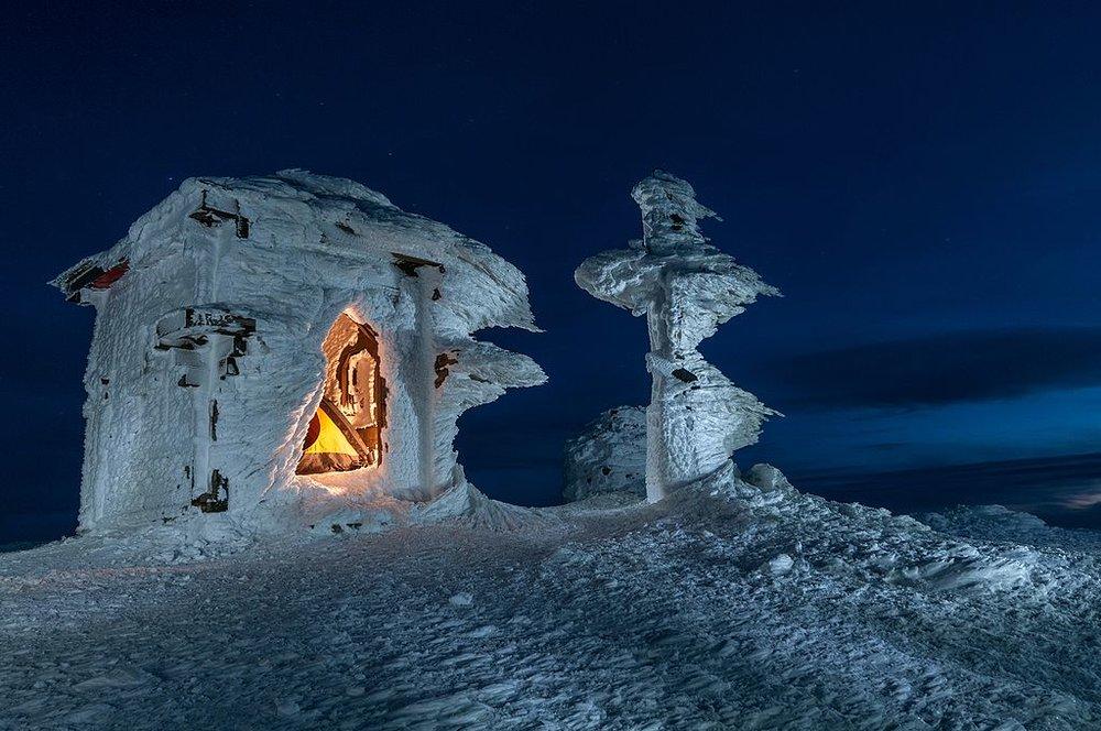 <b>Carpathian Biosphere Reserve</br>Ukraine</b><br><br>Dutka Taras