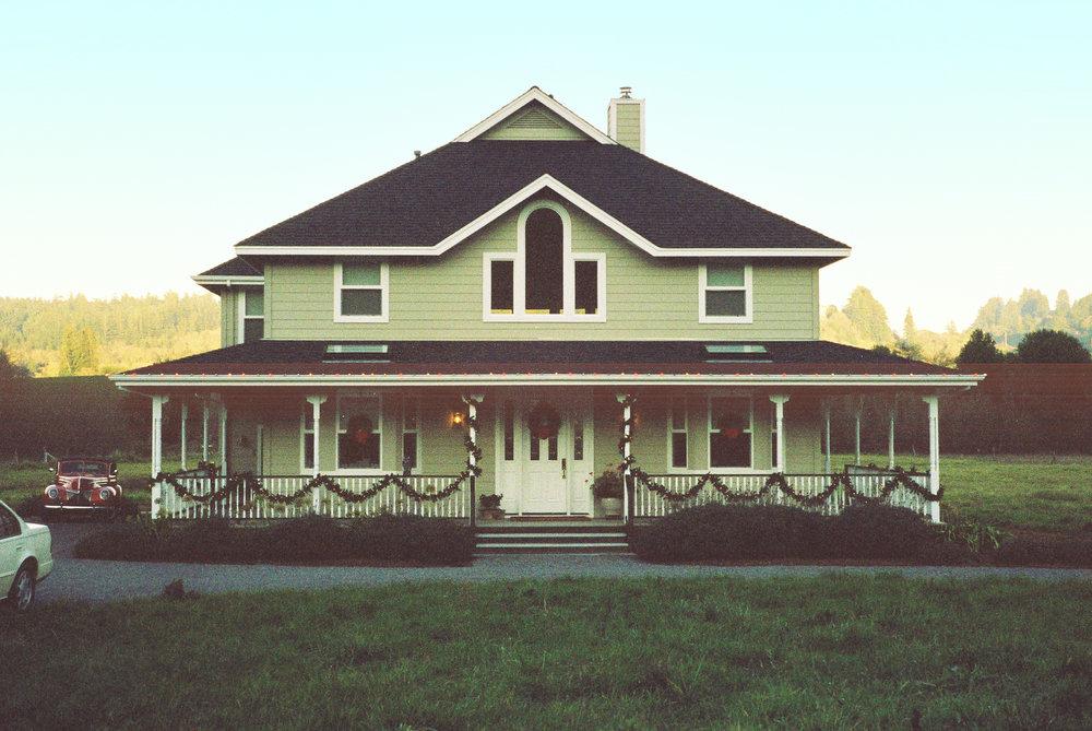 Freestone Residence