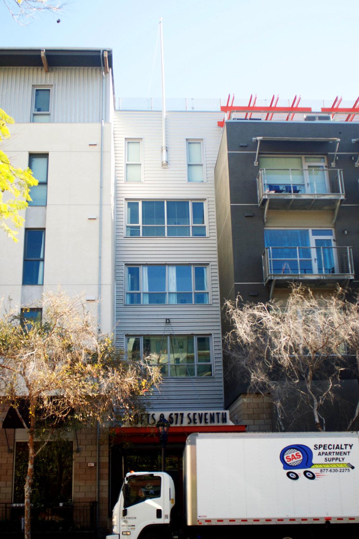 G Loft Apartments