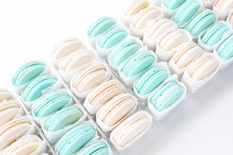 Vegan Macarons - Start @ $40/DozenCustoms priced the same as traditional