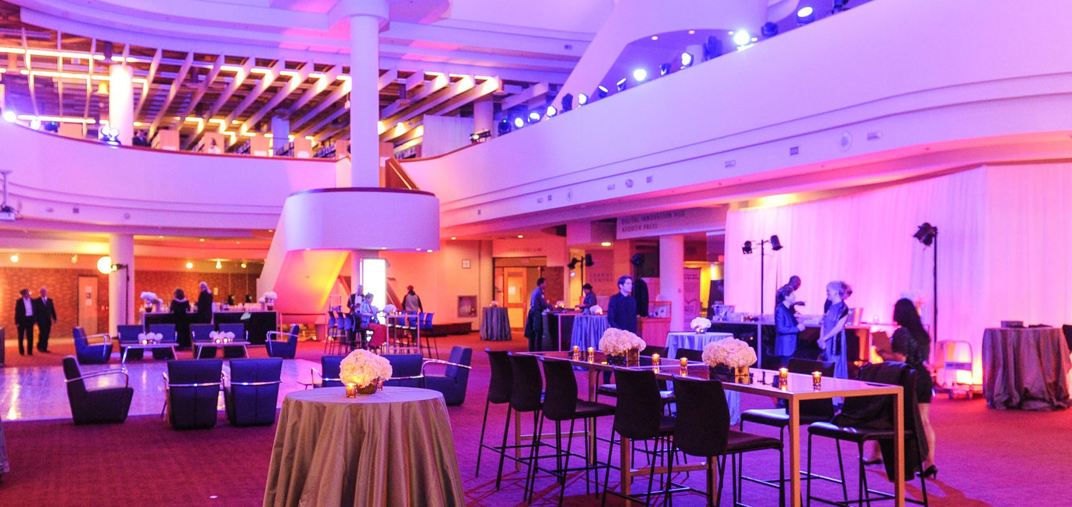 Venue Rentals and Private Events — Toronto Public Library
