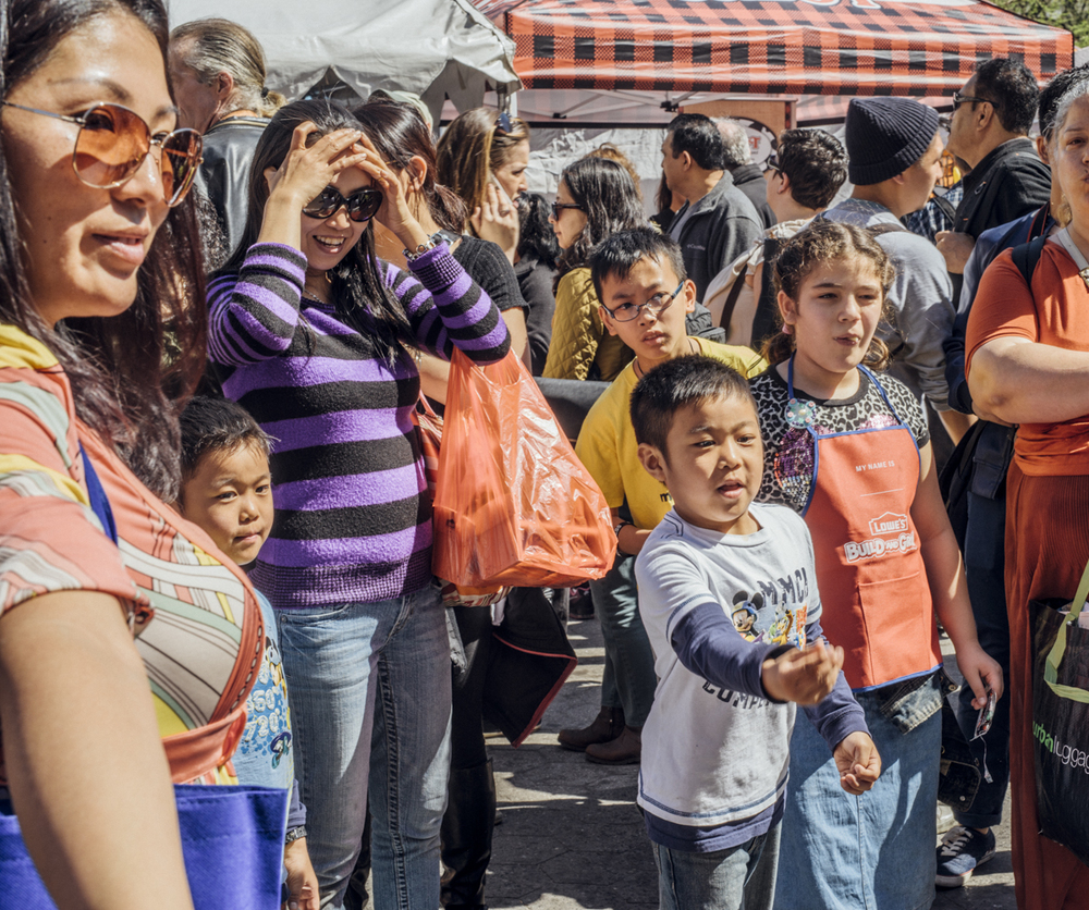 Fun kid-friendly activities at Earth Day New York.
