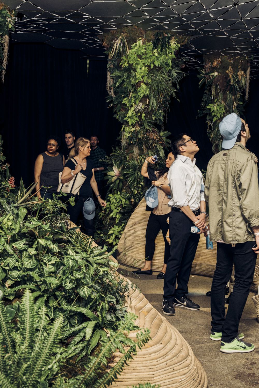 Earth Day New York 2016 at the Lowline Lab.