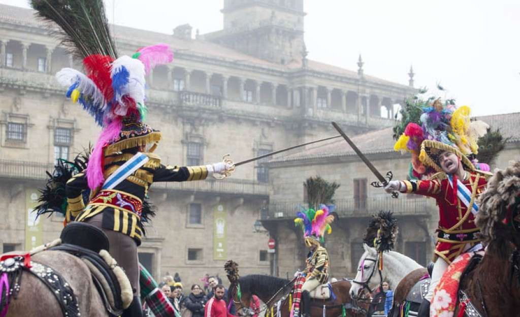 Carnival, Santiago de Compostela