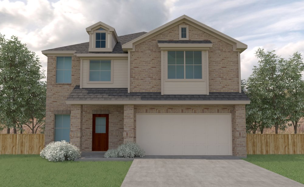 Park Lakes - From the low $300's - Located just off Beltway 8, East of US 59, in the highly-rated Humble ISD.