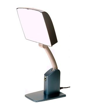 Carex Health Brands Day-Light Sky 10,000 LUX Bright Light Therapy Lamp (DL2000)