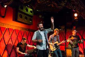 Live at Rockwood Music Hall 8-5-16 (c)(p)On The Sun/Space Tiger Music www.OnTheSunMusic.com