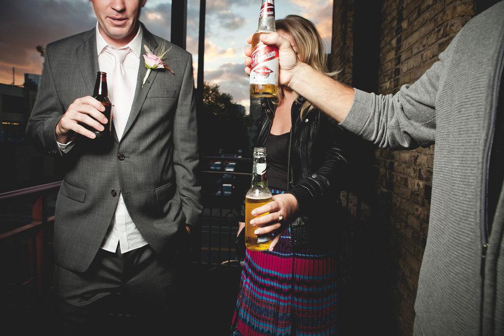 Bryce + Briana, Downtown Minneapolis Wedding