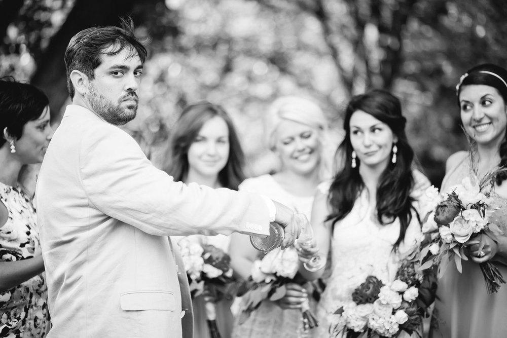 Chris + Katie, Hope Glen Farm Wedding