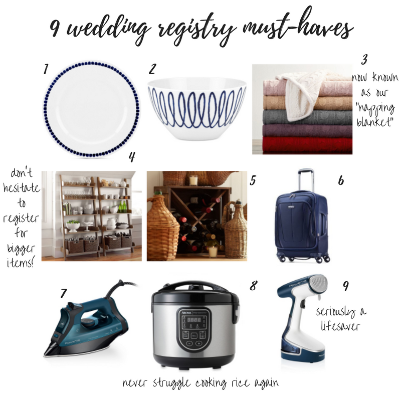 9 wedding registry must-haves.jpg