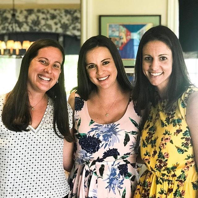 These lovely ladies threw me a baby shower a couple of weeks ago and it's finally on the blog along with a recap of my second trimester! Can't believe we're at t-minus 3 months (or less!) #shesjustmysister #30weeks
