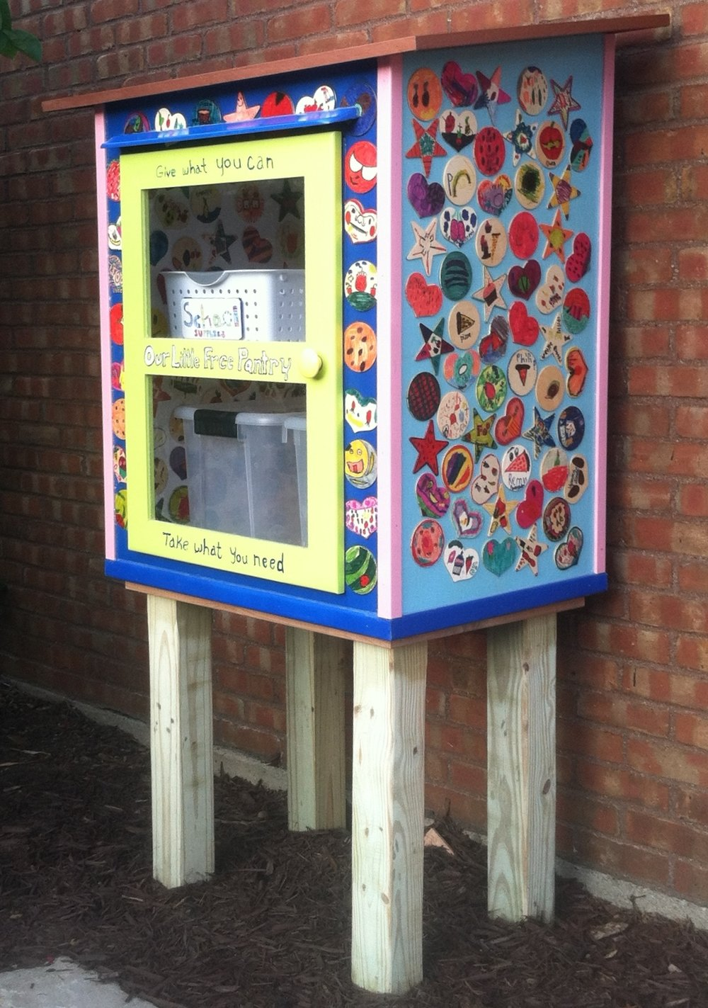 Project Gallery Little Free Pantry