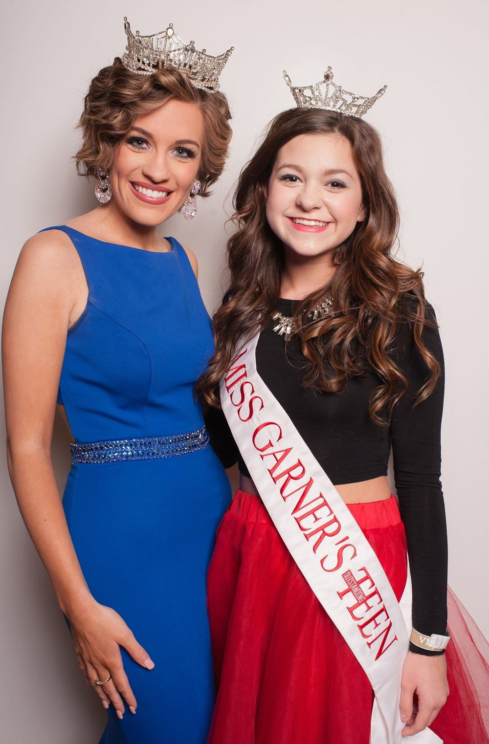 Calli with Miss America 2016, Betty Cantrell