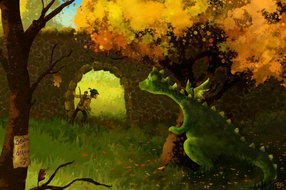 The Fafnir Hunt