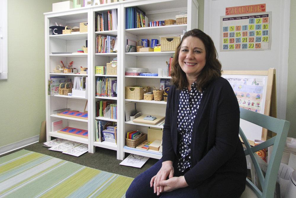 Tara J. Chapman, Certified Dyslexia Therapist