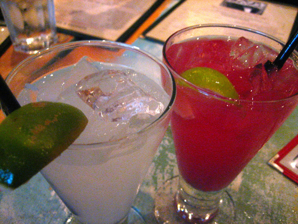 Margs. Can you guess which one was Loren's? (hint: it's pink)