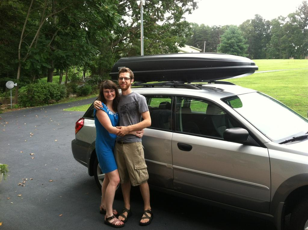 The Subaru, Thule and Us
