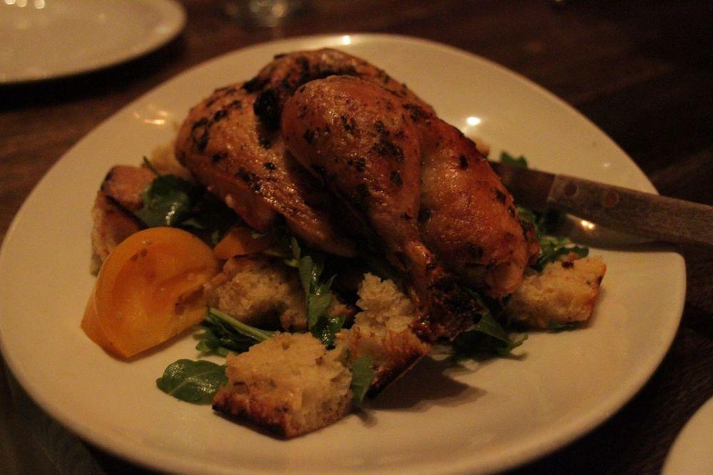 Chicken at Starbelly