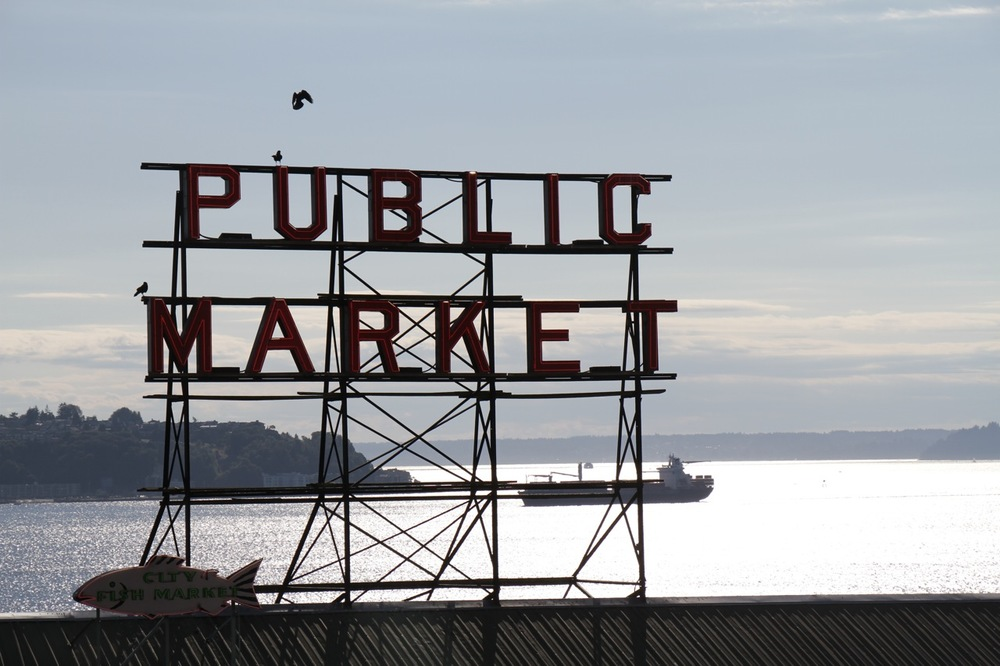 Seattle Pike Place, Public Market