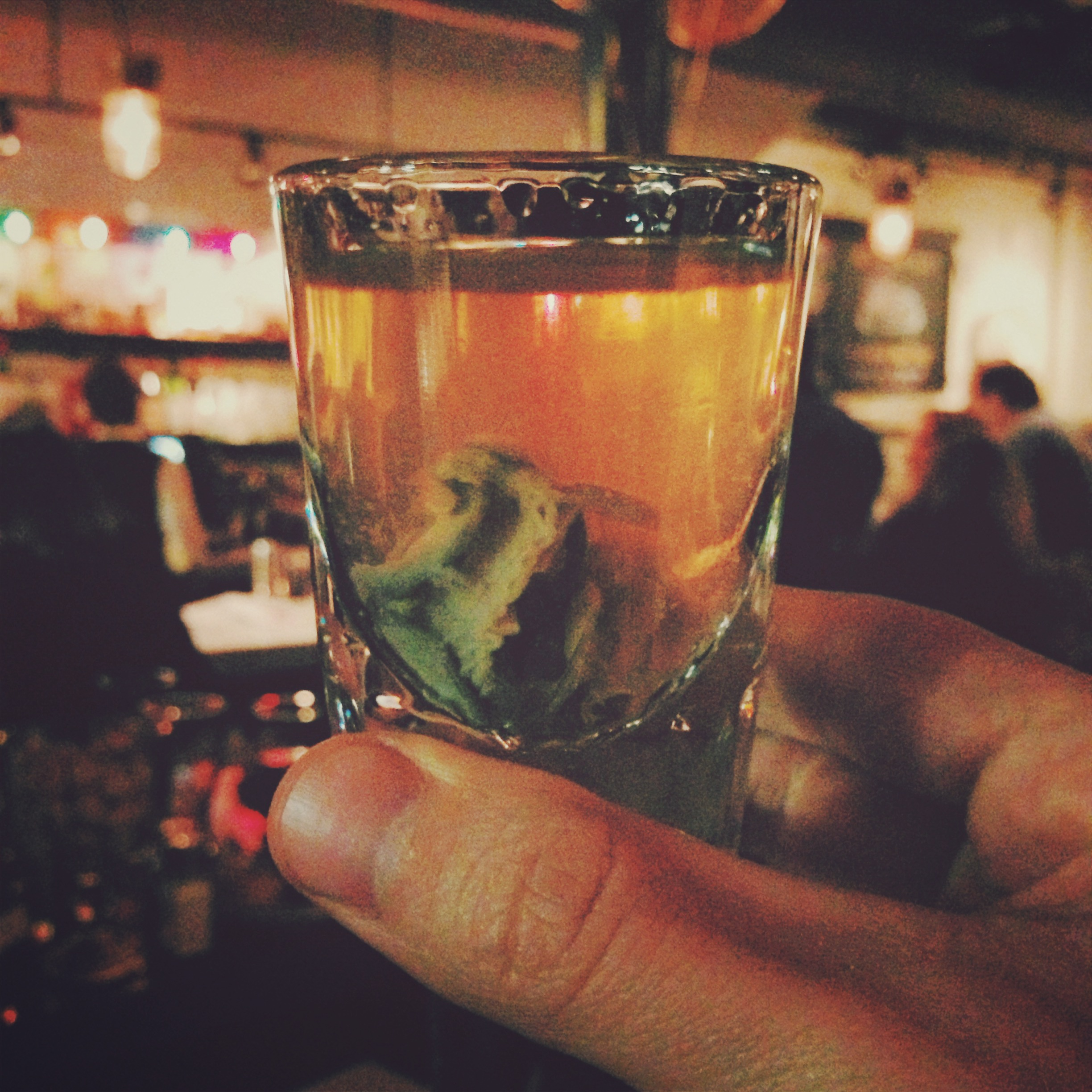 We closed the year out with a bang in Philadelphia, including gulping down oysters in gin...