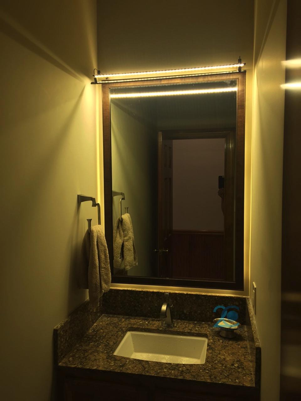 led vanity lights