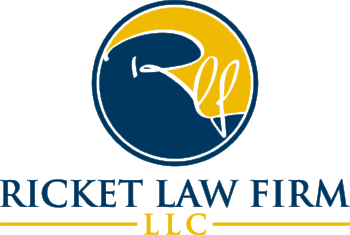 *The use of this website does not create an attorney-client relationship.  Ricket Law Firm © 2016