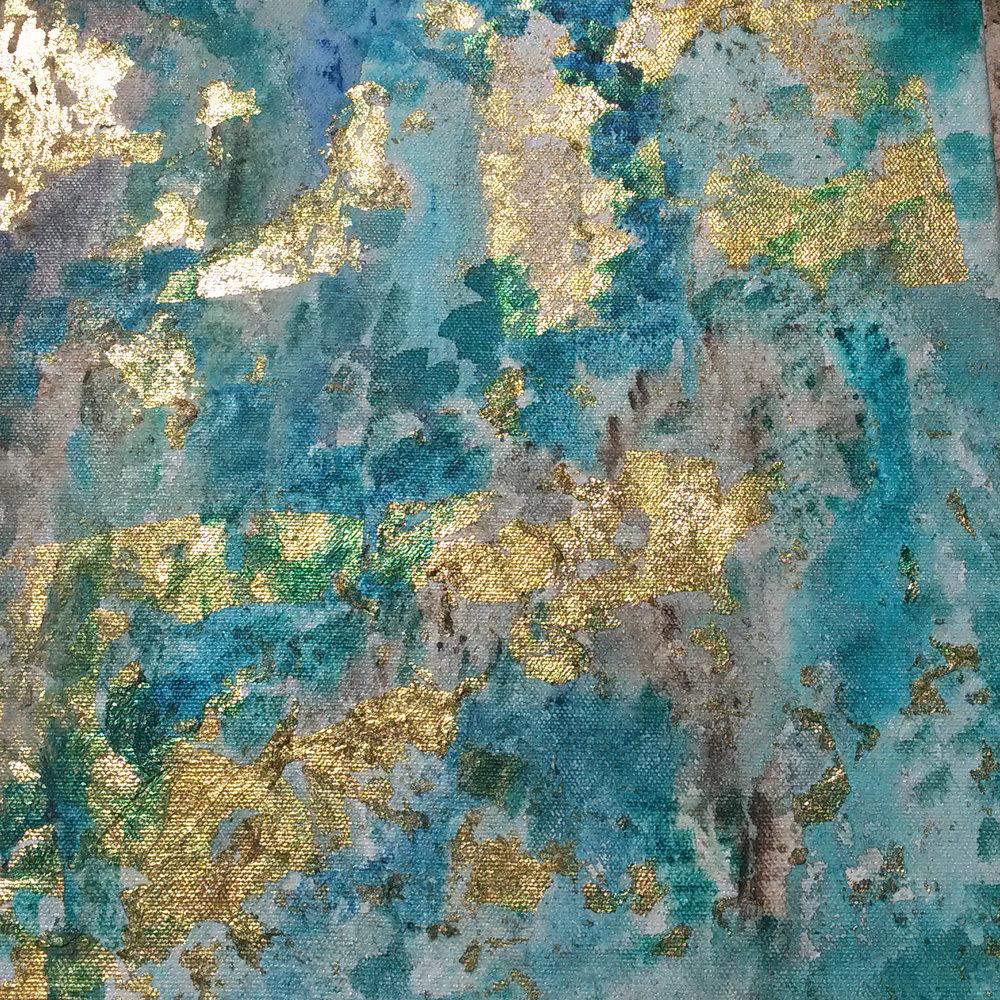 Golden Ocean by Caroline Lewis
