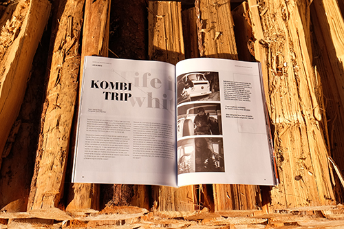 Snowplanet Mag nº 93 published a 14 pages article about our trip to Southamerica. Coming soon online!