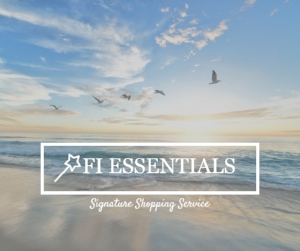 Signature Shopping Services include FI Essentials, Full Pantry, Full Cellar and Full Pantry + Cellar. You deserve a little luxury!