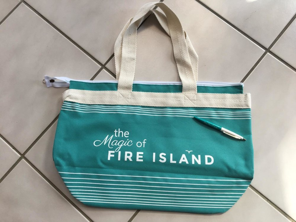 Limited Edition MAGIC of FI Beach Bags